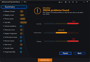 Advanced System Care Screenshot 6