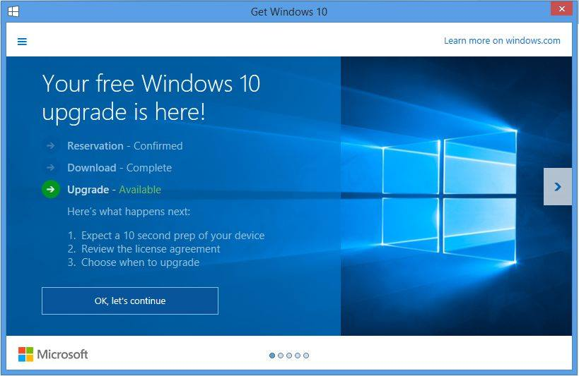 pc repair sale windows 10 upgrade special